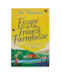 Escape To The Farm Paperback Book