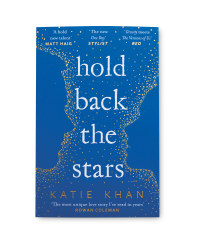 Hold Back The Stars Paperback Book