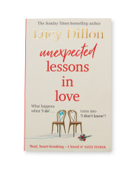 Unexpected Lessons Paperback Book