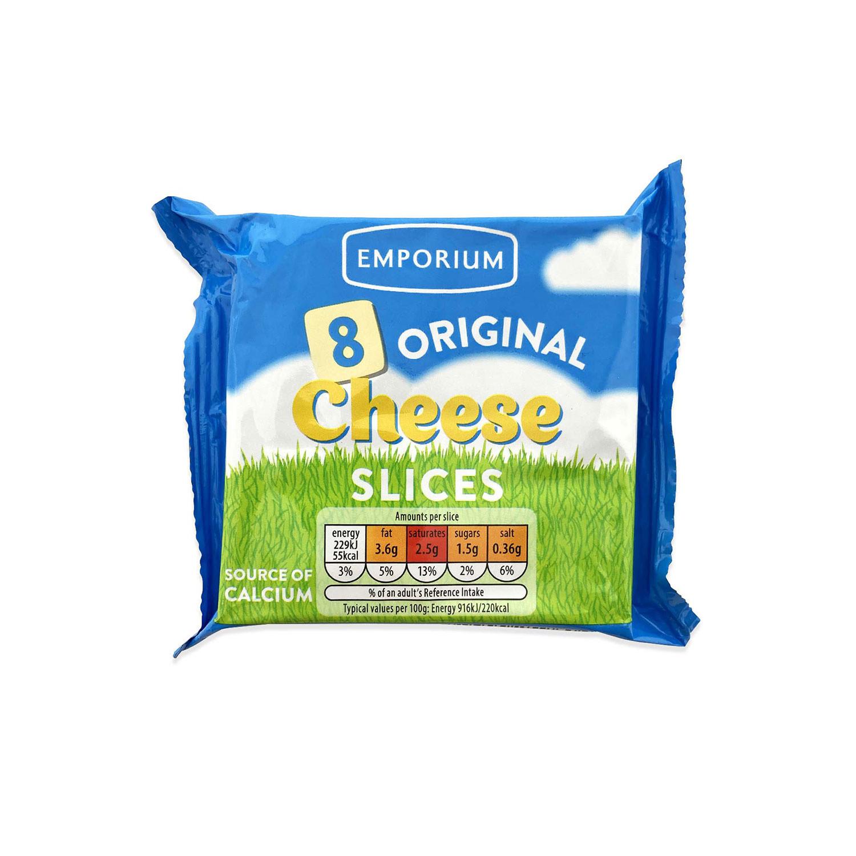 8 Original Cheese Slices