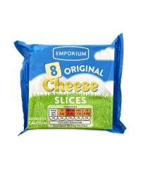 8 Original Cheese Slices