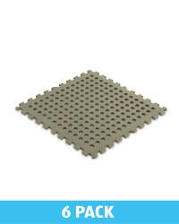 Green Lattice Multipurpose Floor Mat