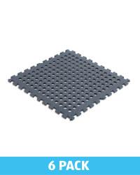 Blue Lattice Multipurpose Floor Mats