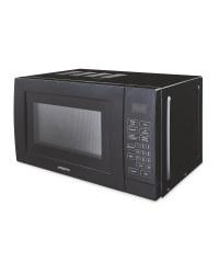 Ambiano Black Microwave 800W
