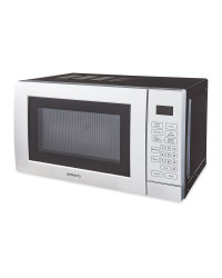 Ambiano Black/Silver Microwave 800W