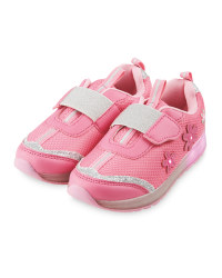 Rose Children's Light-Up Trainers