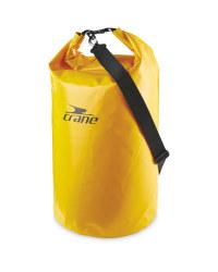 Crane Yellow Dry Duffle Bag 44L