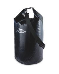 Crane Black Dry Duffle Bag 44L