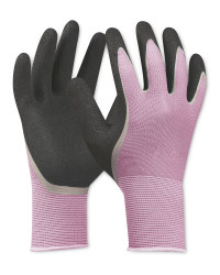 Medium Light Pink Work/Hobby Gloves