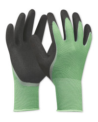 XXL Green Work/Hobby Gloves
