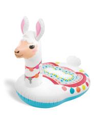 Intex Llama Ride-On Pool Float