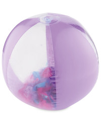 Crane Feather Inflatable Ball