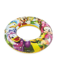 Disney Mickey Mouse Swimming Ring