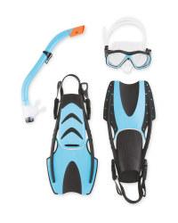 Crane Kids' Snorkel & Diving Set