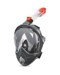 Crane L/XL Full Face Snorkel Mask