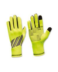 Crane Hi-Vis Yellow Gloves