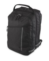 Bikemate Black 2-In-1 Bike Bag