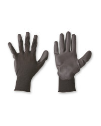 Workwear Anthracite Gloves 2 Pack