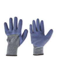 Gardenline Navy Gardening Gloves