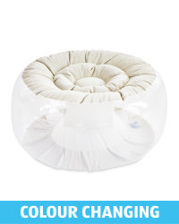 Bestway Inflatable LED Ottoman
