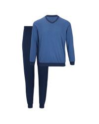 Avenue Men's Blue Pyjamas