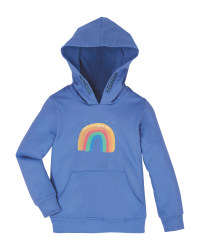 Lily & Dan Infants' Rainbow Hoody