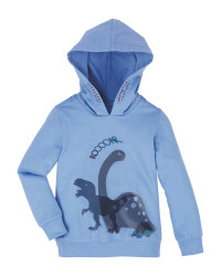 Lily & Dan Infants' Dinosaur Hoody