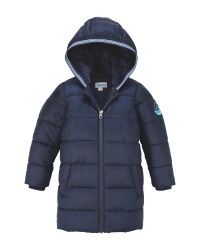 Navy Infants' Winter Jacket
