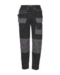 Grey Men's Workwear Trousers