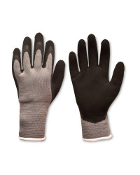 Workwear Grey Winter Work Gloves