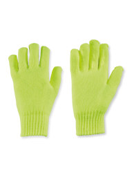 Workwear Men's Yellow Gloves