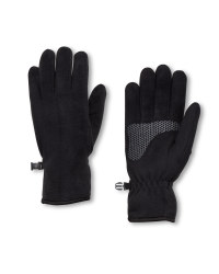 Crane Black Fleece Gloves