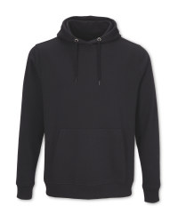 Men's Black Workwear Hoody