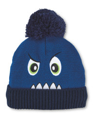 Crane Kids' Monster Beanie