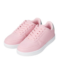 Lily & Dan Children's Pink Trainers