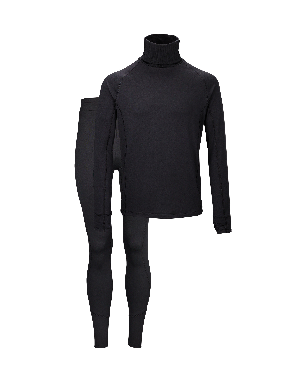 Crane Men's Black Fishing Underwear