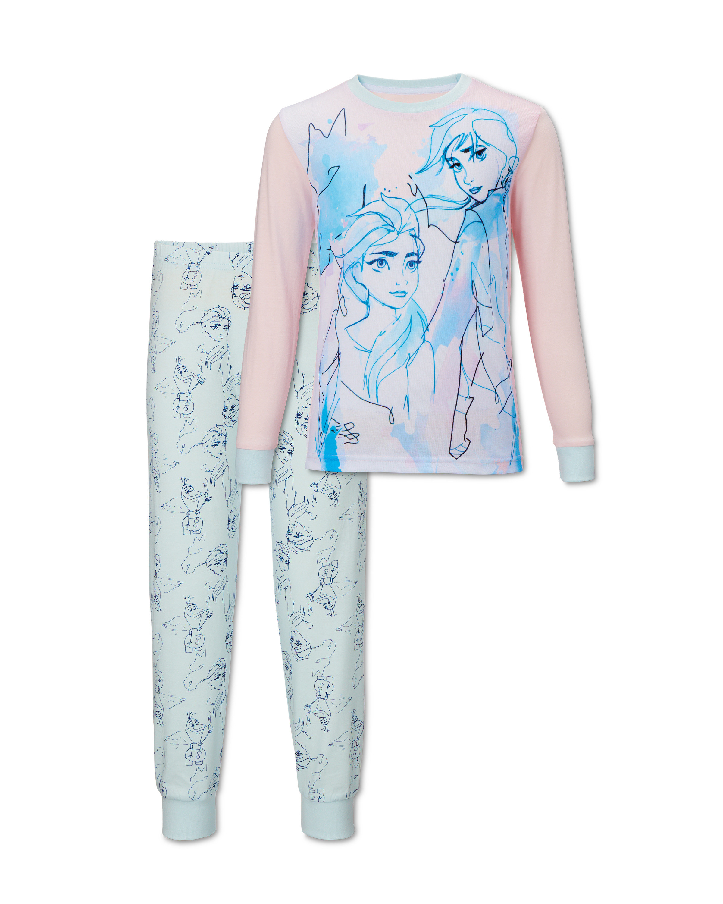 Disney Frozen Children's Pyjamas