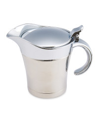 Satin Finished Thermal Gravy Jug