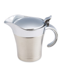 Mirror Polished Thermal Gravy Jug