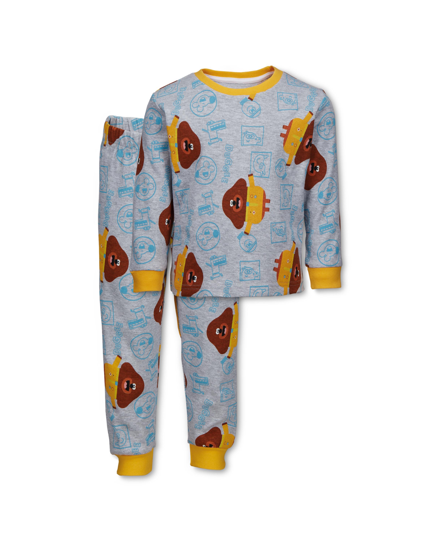 Grey Hey Duggee Kid's Pyjamas