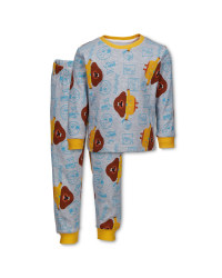 Grey Hey Duggee Kid's Pyjamas
