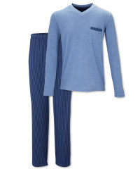 Avenue Men's Blue Pyjamas