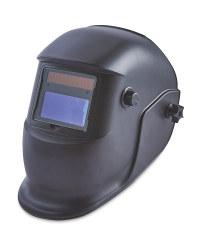 Black Auto Dimming Welding Helmet