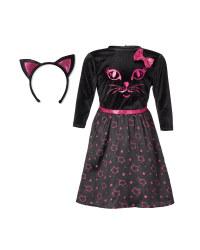 Kids' Cat Halloween Costume