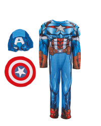 Captain America Fancy Dress