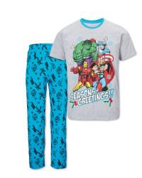 Men's Marvel Pyjamas