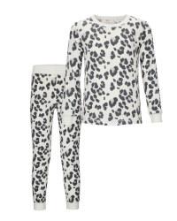 Lily & Dan Kids' Leopard Pyjamas