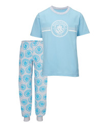 Kids' Manchester City Pyjamas