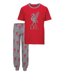 Kids' Liverpool Football Pyjamas