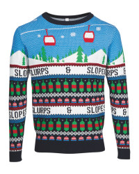 Avenue Men's Alpine Christmas Jumper